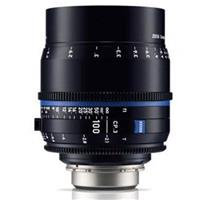 Image of Zeiss 100mm T2.1 CP.3 XD Compact Prime Cine Lens (Metric) CF PL Bayonet Mount