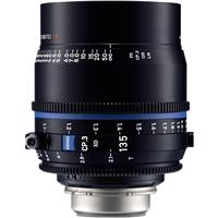 Image of Zeiss 135mm T2.1 CP.3 XD Compact Prime Cine Lens (Feet) with PL Bayonet Mount