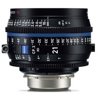 Image of Zeiss 21mm T2.9 CP.3 XD Compact Prime Cine Lens (Metric) PL Bayonet Mount