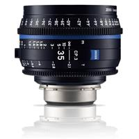 Image of Zeiss 35mm T2.1 CP.3 XD Compact Prime Cine Lens (Metric) PL Bayonet Mount