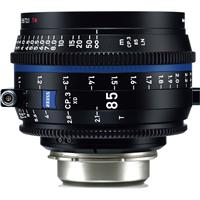 Image of Zeiss 85mm T2.1 CP.3 XD Compact Prime Cine Lens (Feet) PL Bayonet Mount
