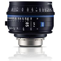 Image of Zeiss 85mm T2.1 CP.3 XD Compact Prime Cine Lens (Metric) PL Bayonet Mount