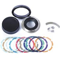 Image of Zeiss Interchangeable Mount Set (IMS) for CP.3 21mm T2.9, 25/28/35mm T2.1 CP.3 Lenses - Canon EF Mount