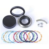 Image of Zeiss Interchangeable Mount Sets (IMS) for 18mm and 25mm Compact Primes CP.2 Lenses - Canon EF EOS Bayonet Mount Lens