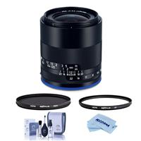 Compare Prices Of  Zeiss Loxia 21mm f/2.8 Lens for Sony E Mount - Bundle With Hoya NXT Plus 52mm 10-Layer HMC UV Filter, Hoya NXT Plus, 52mm HMC Circular Polarizer Filter, Cleaning Kit, Microfiber Cloth