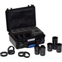 Image of Zeiss Loxia Lens Bundle, Includes 21mm f/2.8, 25mm f/2.4, 35mm f/2, 50mm f/2, 85mm f/2.4 Lenses & Case for Sony E Cameras