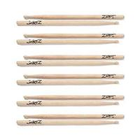 Compare Prices Of  Zildjian 5B Wood Natural Drumsticks, 6 Pair