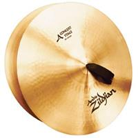 """Compare Prices Of  Zildjian A Concert Stage 18"""" Crash Cymbal, Medium, Pair"""