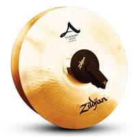 "Image of Zildjian A Orchestral Stadium 18"" Hand Cymbal, Medium, Pair"