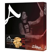 Image of Zildjian Zildjian A Zildjian A391 Cymbal Set