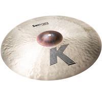 "Image of Zildjian K Sweet 17"" Crash Cymbal, Traditional Finish"