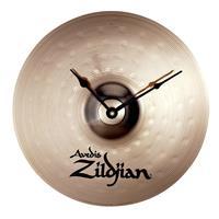"""Image of Zildjian 13"""" Cymbal Clock"""