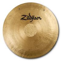 "Image of Zildjian 24"" Wind Gong, Black Logo"