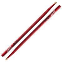 Image of Zildjian Josh Dun Artist Series Drumsticks, Pair, Red