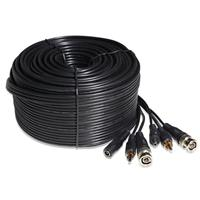 Compare Prices Of  Zmodo 98' Premade Siamese Video + Power + Audio Cable, 22AWG