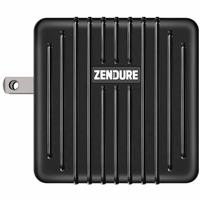 Image of Zendure SuperPort 2 57W Wall Charger with Power Delivery and US, UK, EU Plug, Black