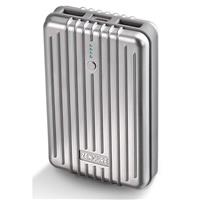 Image of Zendure A3 10000mAh Crush-Proof Portable Charger, Silver