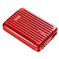 Image of Zendure A3 10000mAh Crush-Proof Portable Charger, Red