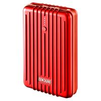 Image of Zendure A3 PD 10000mAh Crush-Proof Portable Charger, Red