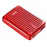 Image of Zendure A3TC 10000mAh USB-C Crush-Proof Portable Charger, Red