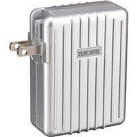 Image of Zendure A-Series 45W 4-Port USB Type-C Power Delivery Wall Charger, Silver