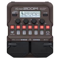 Image of Zoom A1 Four Acoustic Multi-Effects Processor