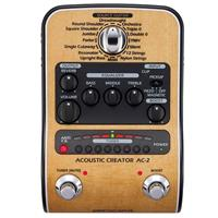 Image of Zoom AC-2 Acoustic Creator Pedal