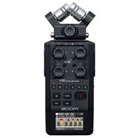 Image of Zoom H6 All Black Handy Recorder