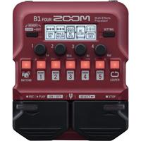 Compare Prices Of  Zoom B1 Four Multi-Effects Processor for Electric Bass Guitar