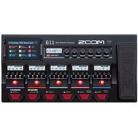 Image of Zoom G11 Multi-Effects Processor Pedal Board for Guitarist