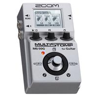 Compare Prices Of  Zoom MS-50G MultiStomp Pedal for Guitar
