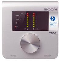 Image of Zoom TAC-2 Thunderbolt Audio Interface for Mac, Up to 24-Bit/192kHz