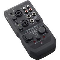 Image of Zoom U-24 2-In/4-Out Handy Audio Interface