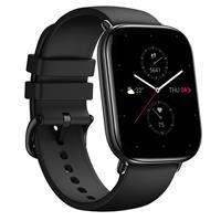 Image of Zepp 42mm E Square Stylish Smartwatch, Onyx Black