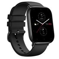 Image of Zepp 42mm E Square Stylish Smartwatch, Polar Night Black