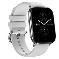 Image of Zepp 42mm E Square Stylish Smartwatch, Pebble Gray