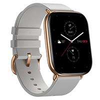 Image of Zepp 42mm E Square Stylish Smartwatch, Moon Gray