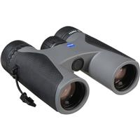 Image of Zeiss 10x32 Terra ED Water Proof Roof Prism Binocular with 6.4 Degree Angle of View, Gray/Black