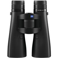 Image of Zeiss 10x54mm Victory RF Water Proof Roof Prism Binocular with 6.8 Degree Angle of View, 2500 Yard Bluetooth Rangefinder, Black