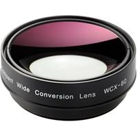 Compare Prices Of  Zunow ZUN-WCX-80 72mm Compact Wide Conversion Lens with 62mm Adapter Ring, 0.8x Magnification