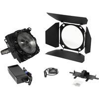 Image of Zylight F8-100 Daylight LED Fresnel Studio Kit with DMX Interface Box