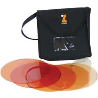 Image of Zylight Hard Gel Filter Kit for F8 LED Fresnel
