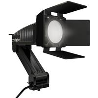 Image of Zylight Newz LED On-Camera BiColor Light Kit, Includes Quick Release Base, Barn Doors, D-Tap Cable