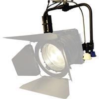 Image of Zylight Pole Yoke Mount for F8 LED Focus Fresnel Light