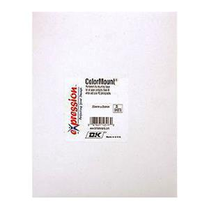 "Special 16x20"" Colormount, Heat Activated Print Mounting Tissue, Pack of 100 Product photo"