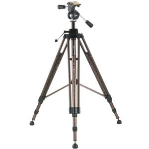 Cheap Professional Tripod With Large Pro 4A 3-Way Panhead Product photo