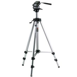 Unique Titan 3000 Imperial Deluxe Tripod with 2 way Fluid Head Product photo