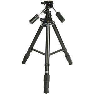 Amazing Deluxe Pro 40500 Heavy Duty Tripod with 3-Way Fluid Head with Quick Release - Load Capacity 18 lb (8 Product photo
