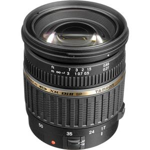 Wonderful SP AF 17-50mm f/2.8 XR DI-II LD Aspherical (IF) Standard Zoom Lens for Canon EOS, 6 Year USA Warrant Product photo