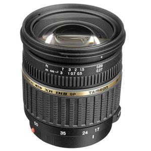 Longstanding SP AF 17-50mm f/2.8 XR DI-II LD Aspherical (IF) Standard Zoom Lens for the Maxxum & Sony Alpha M Product photo